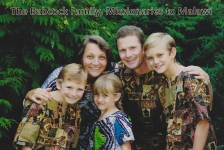 The Babcock Family - Mission to Malawi