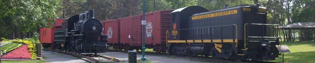 Steam-Trains