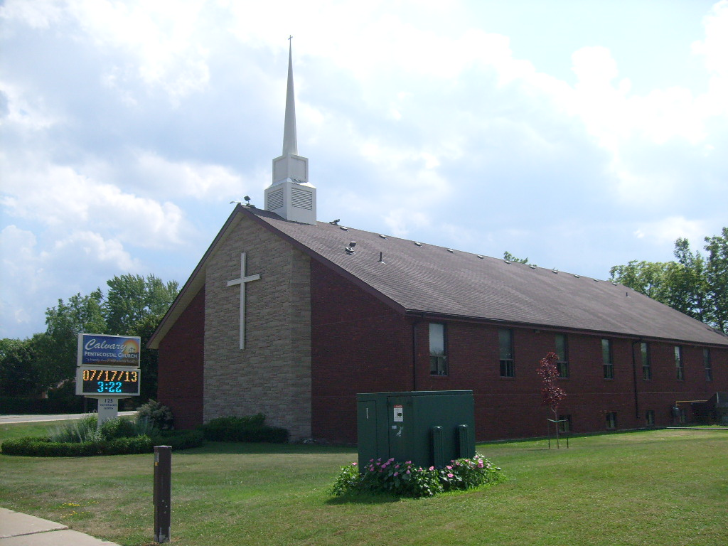 Calvary Pentecostal Church