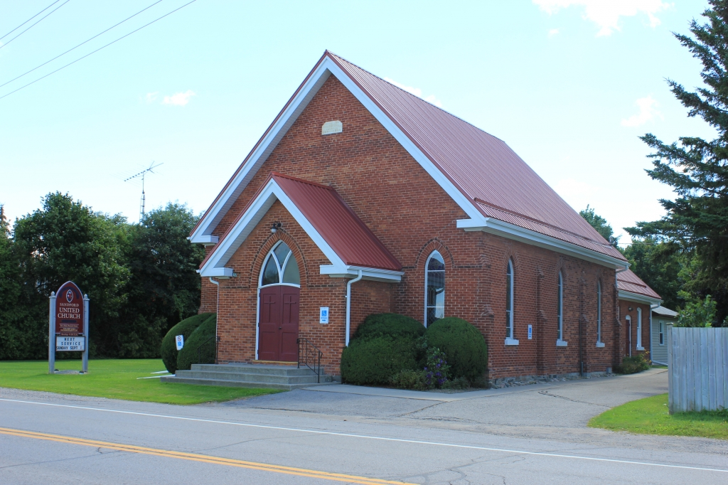 sandford-united-church