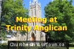 Thumbnail of Meeting at Trinity Anglican Church